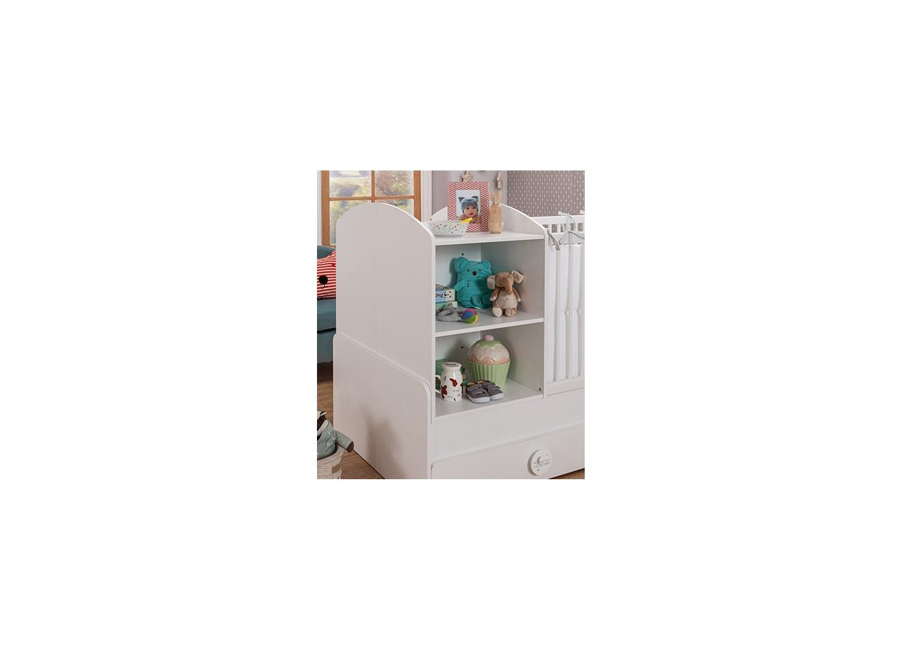 Коллекция детской мебели Baby Cotton