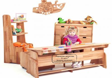 Детская мебель Буковка