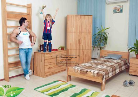 Детская мебель Лидер