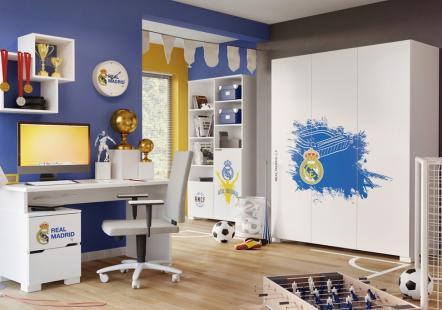 Детская мебель Реал Мадрид