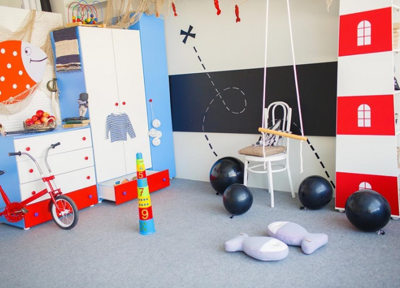 Коллекция детской мебели Тортуга