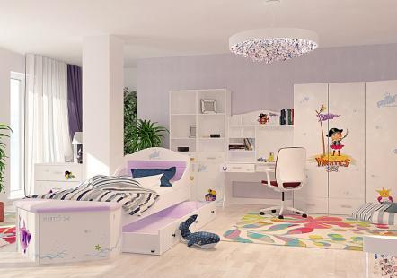 Детская мебель Пиратка