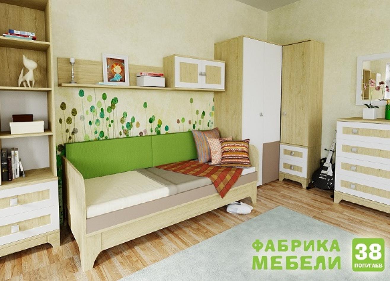 Коллекция детской мебели Индиго