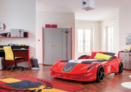 Детская мебель Vento Red