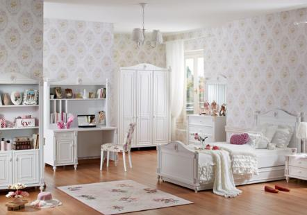Детская мебель Rose