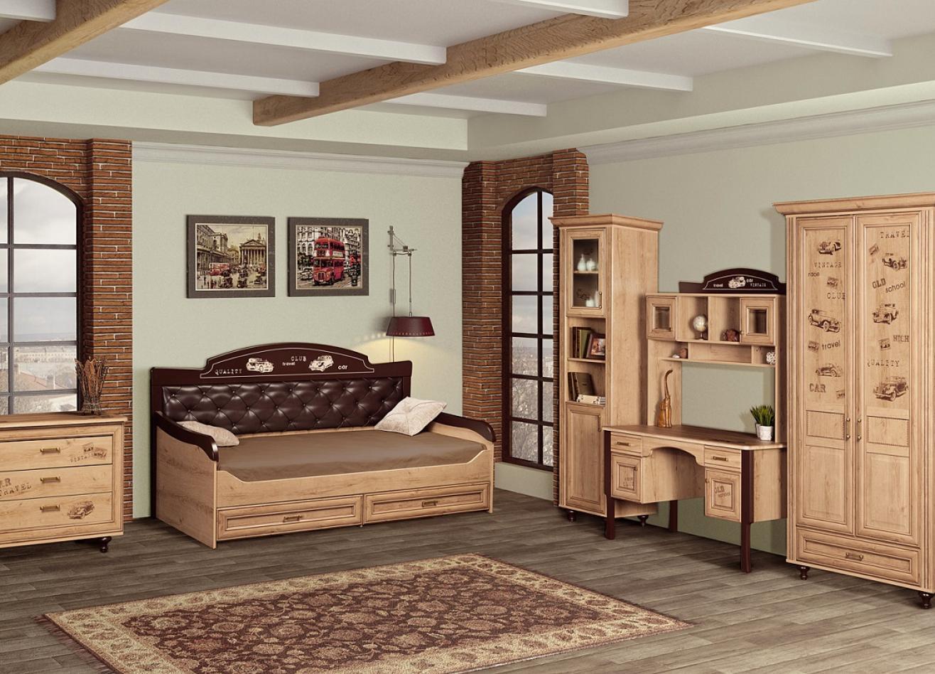 Коллекция детской мебели Ралли