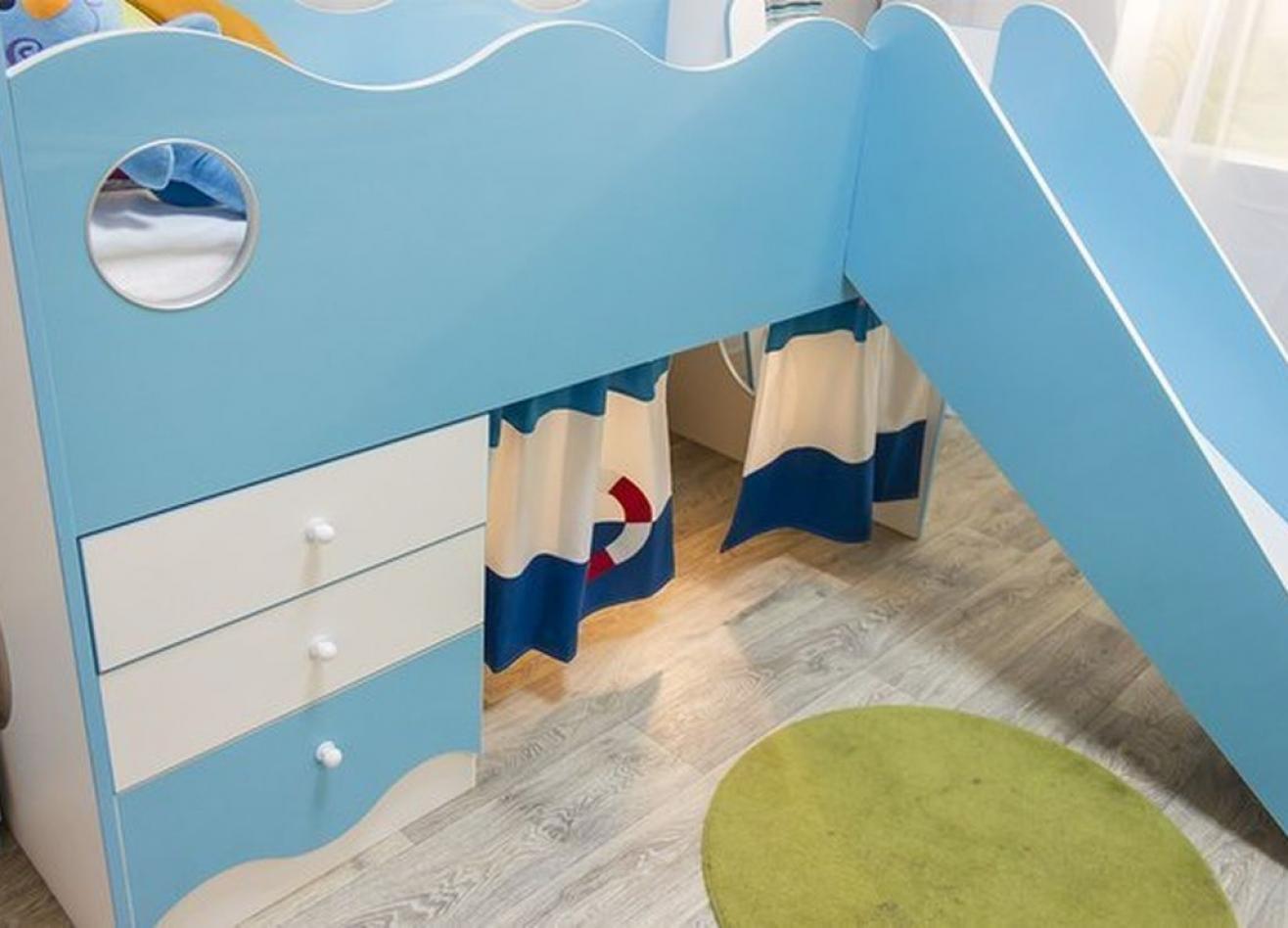 Коллекция детской мебели Морячок