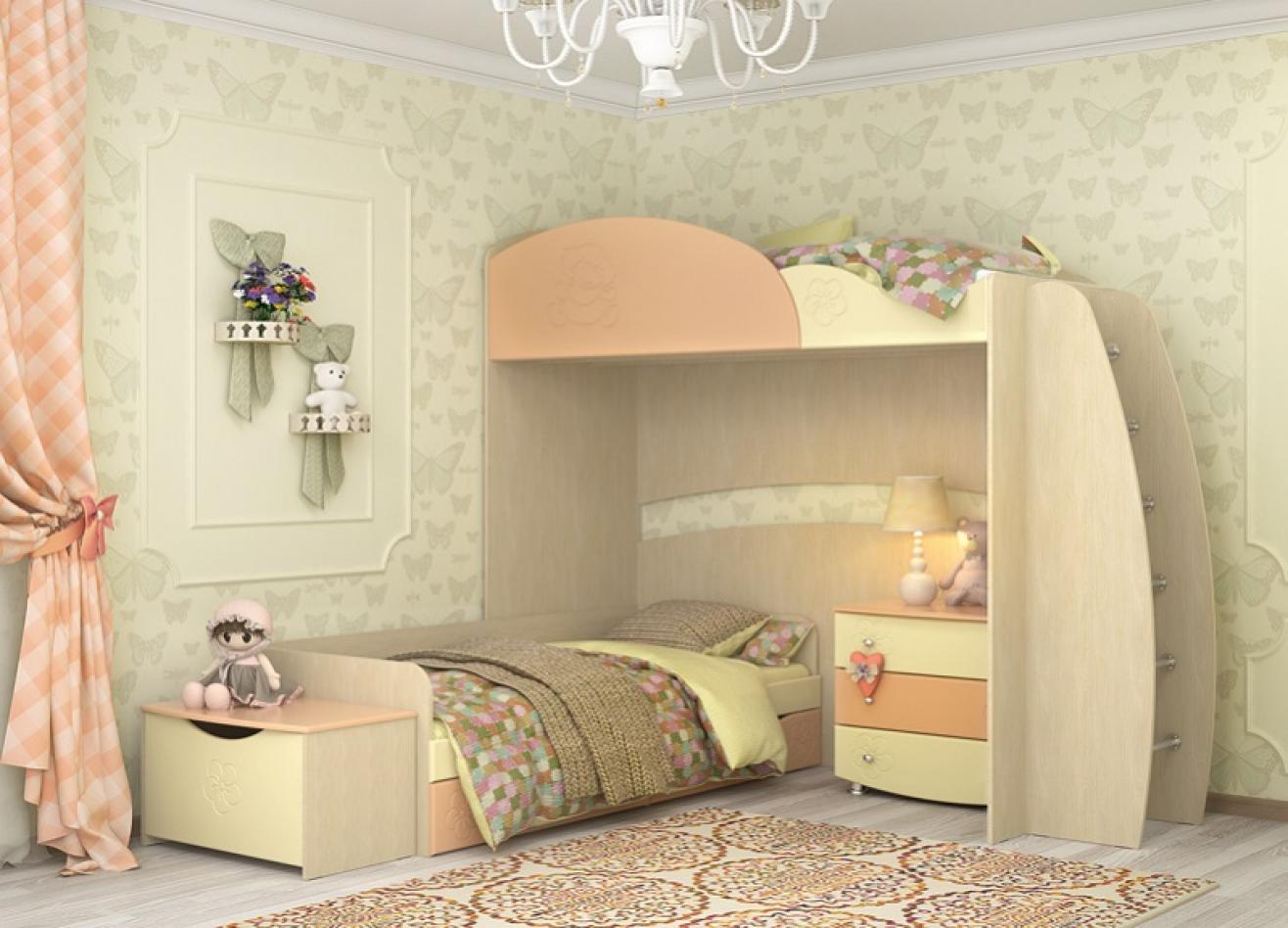 Коллекция детской мебели Капитошка