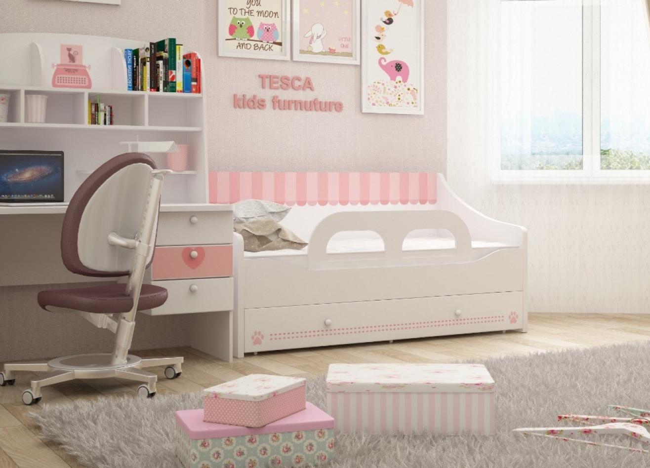 Коллекция детской мебели Кошки