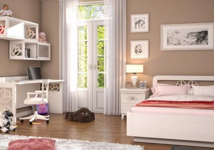Детская мебель Лотос (Дедал)