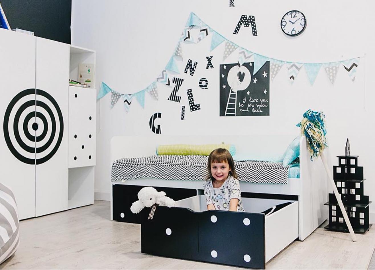Коллекция детской мебели Продленка