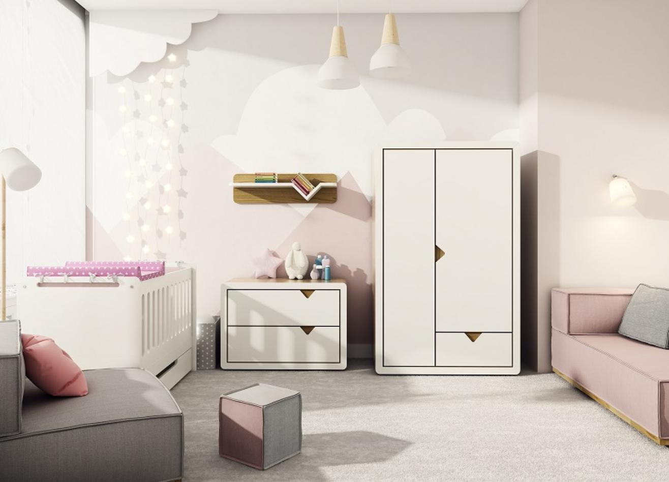Коллекция детской мебели Frame