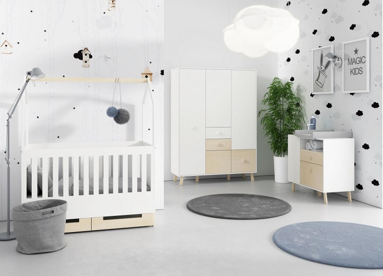 Коллекция детской мебели Magi