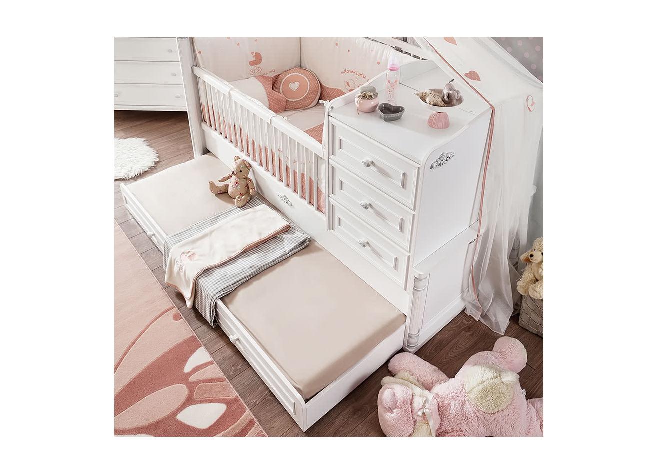 Коллекция детской мебели Romantic Baby