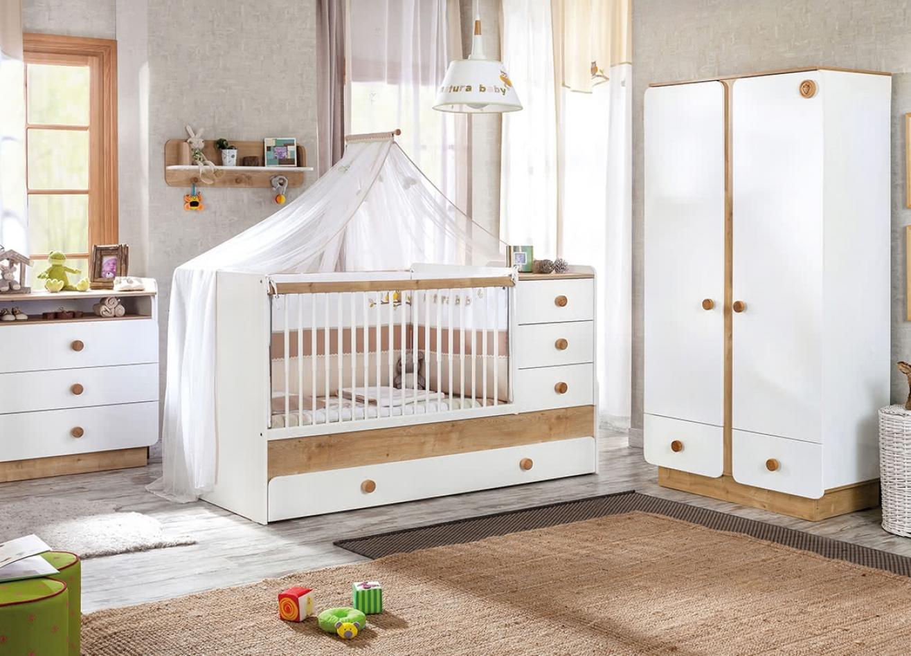 Коллекция детской мебели Natura Baby