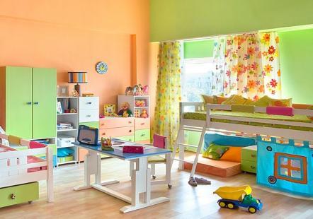 Детская мебель Лето