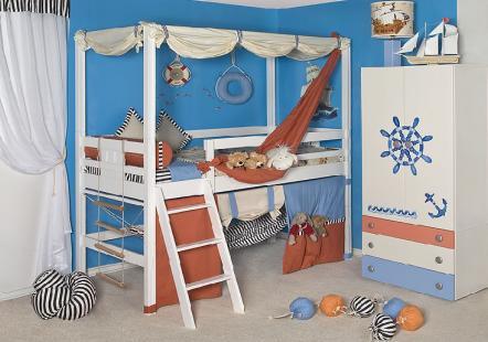 Детская мебель Море