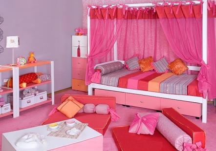 Детская мебель Принцесса (Ступени Kids)