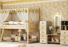 Детская мебель Золотая фреска