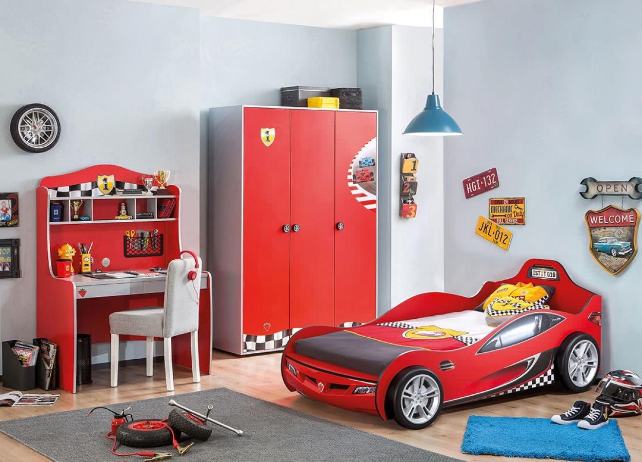 Коллекция детской мебели Racecup