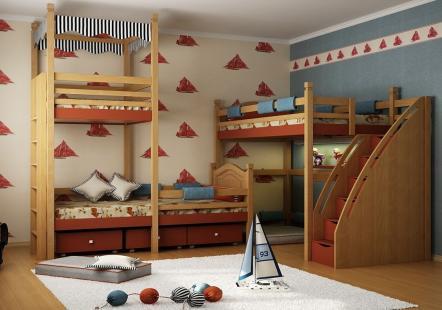 Детская мебель Алые паруса