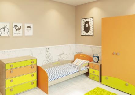 Детская мебель Мармелад