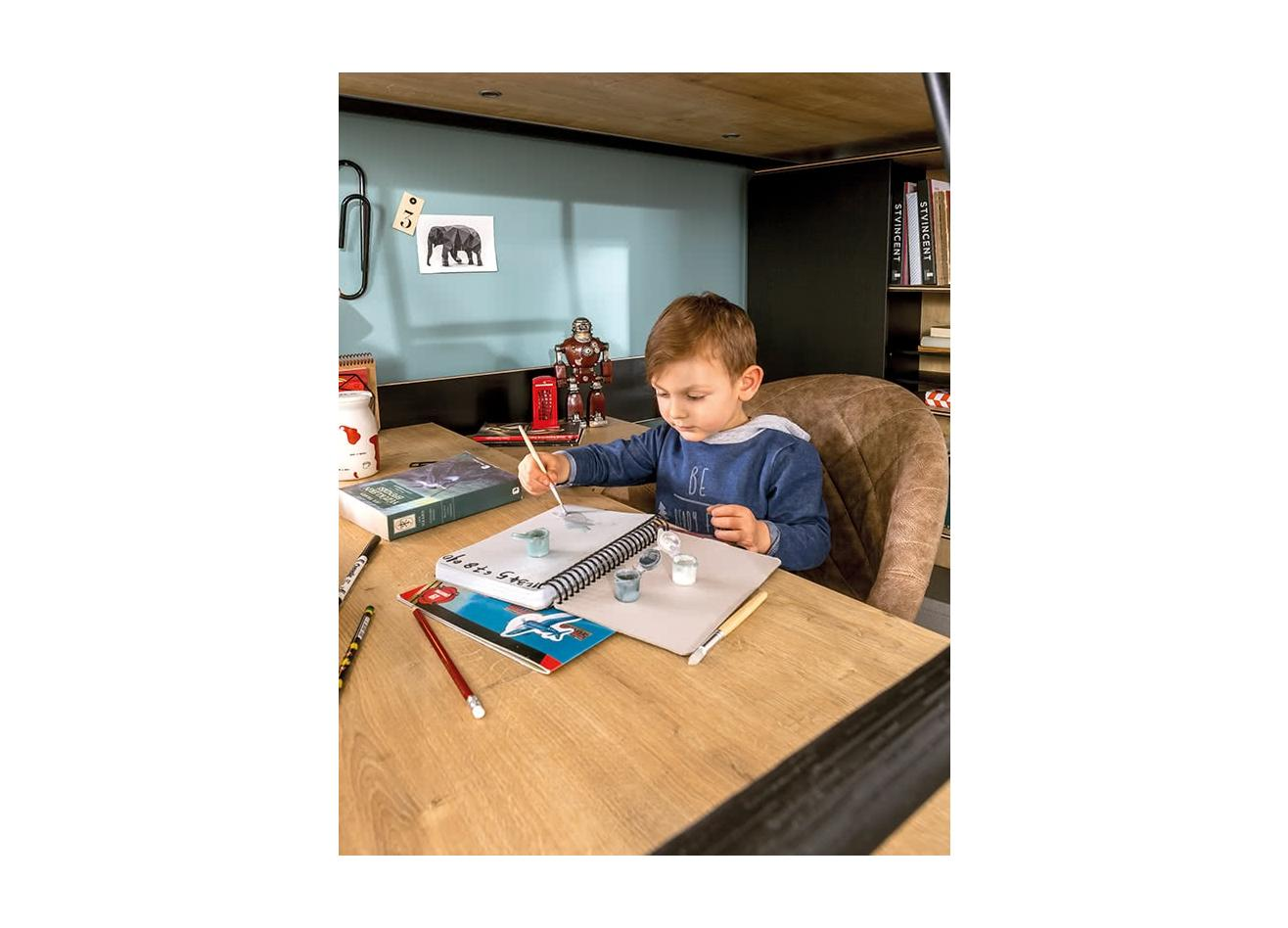 Коллекция детской мебели Compact