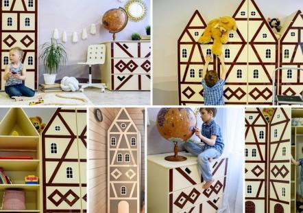 Детская мебель Бавария