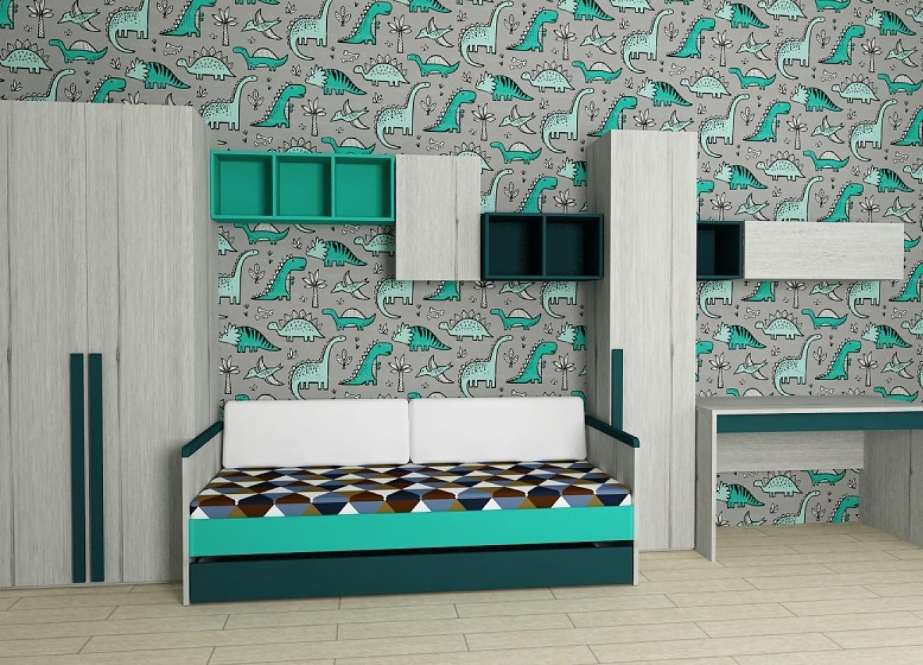Коллекция детской мебели НьюТон