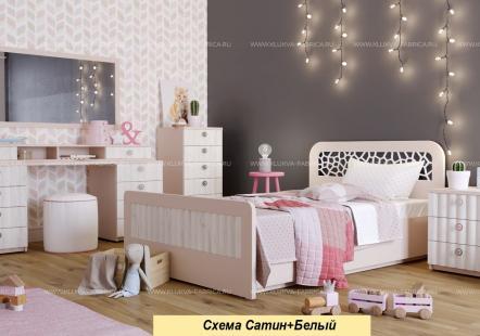 Детская мебель Velvet