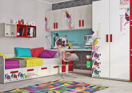 Детская мебель Junior Animal