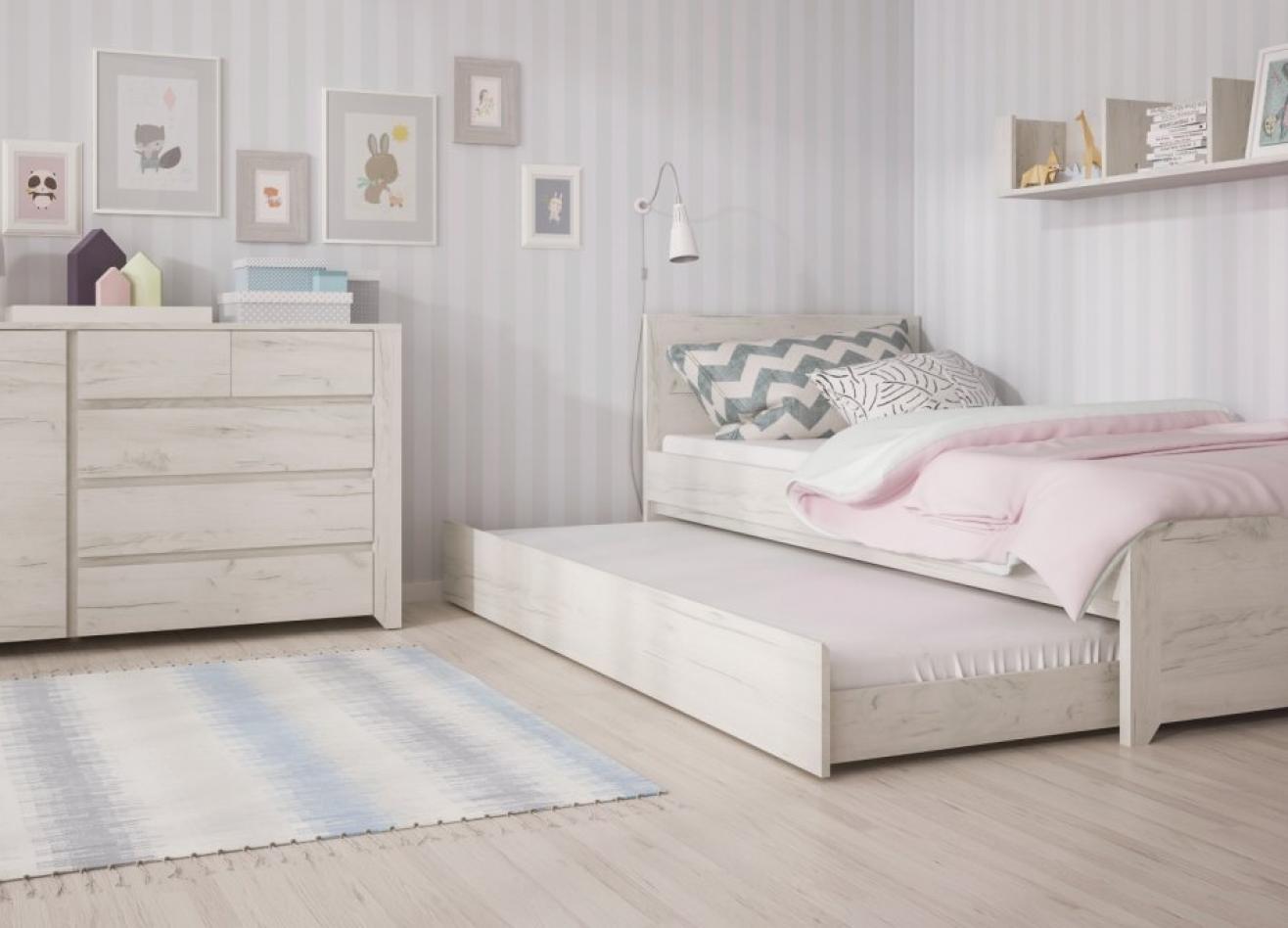 Коллекция детской мебели Angel Wojcik