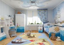 Детская мебель Ocean
