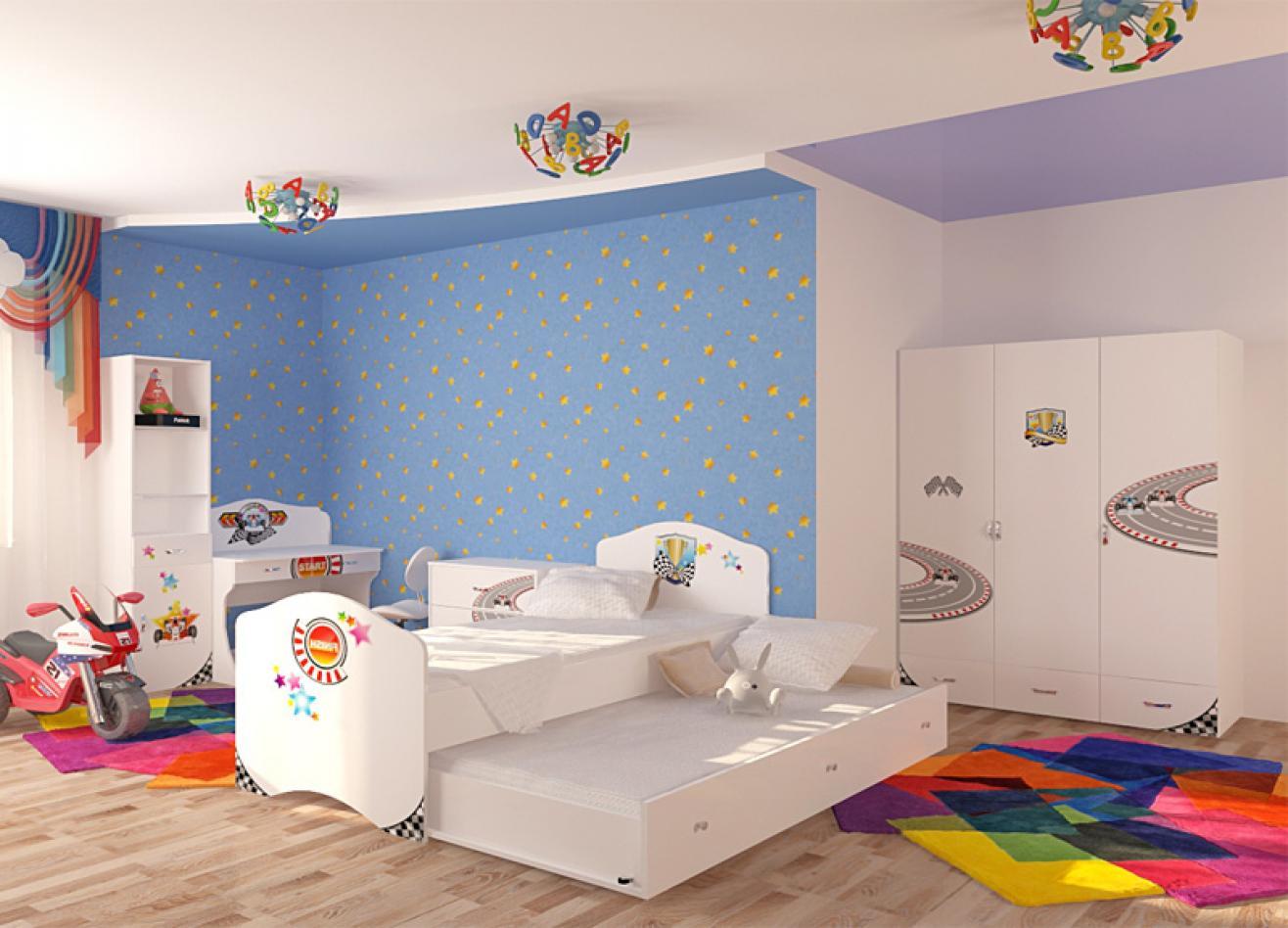 Коллекция детской мебели Sport