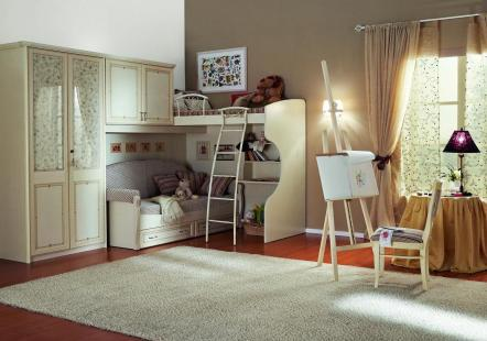 Детская мебель Тезоро Люкс