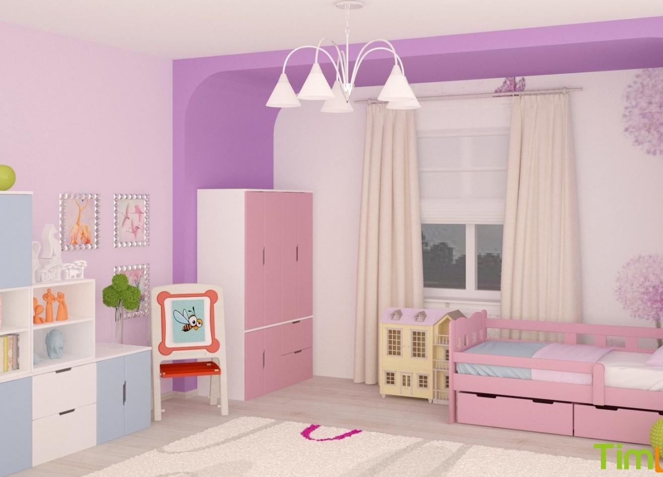 Коллекция детской мебели Тимберс Кидс