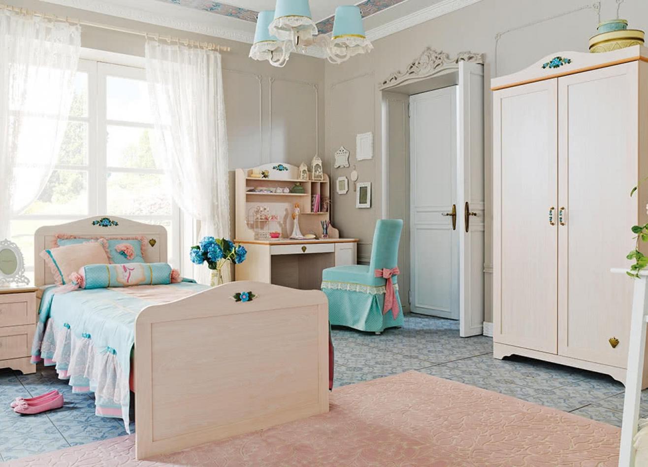 Коллекция детской мебели Flower