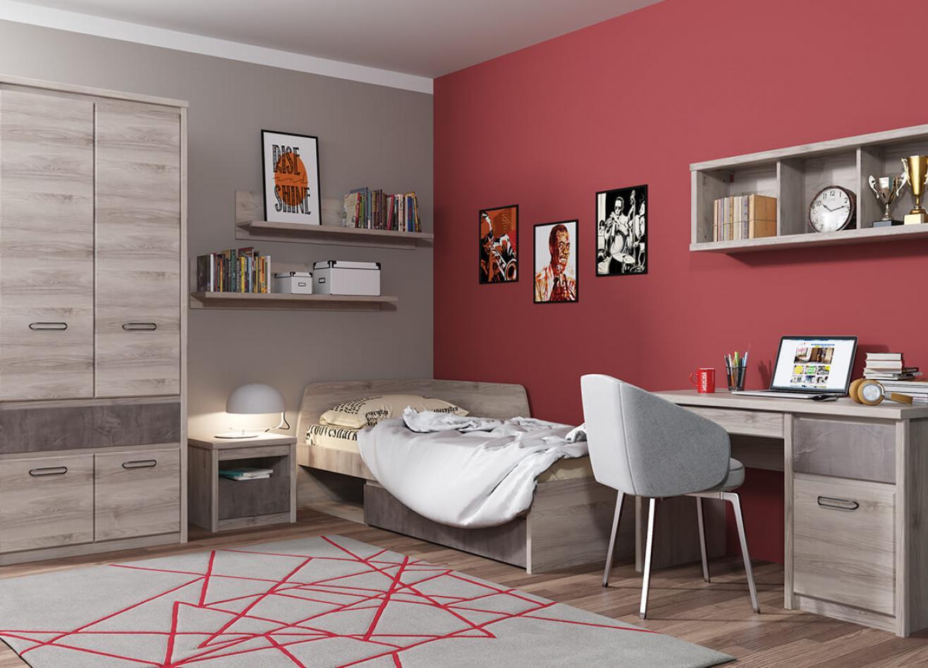 Коллекция детской мебели Jazz