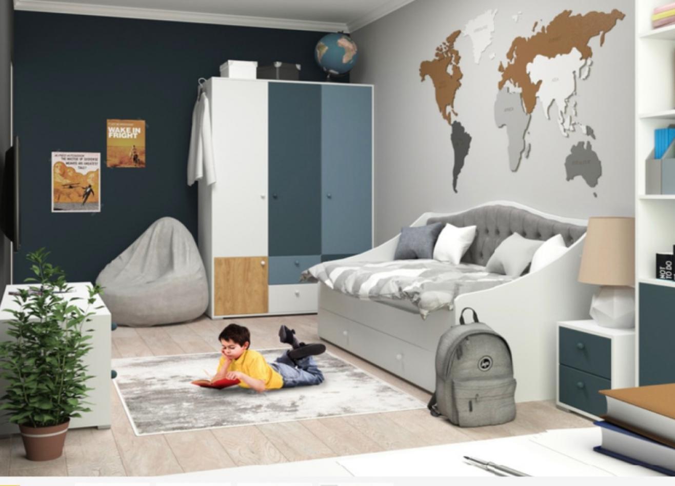 Коллекция детской мебели My World (Tesca)