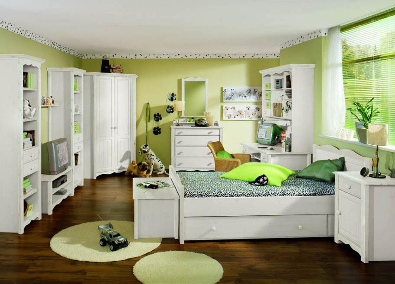 Коллекция детской мебели Милано