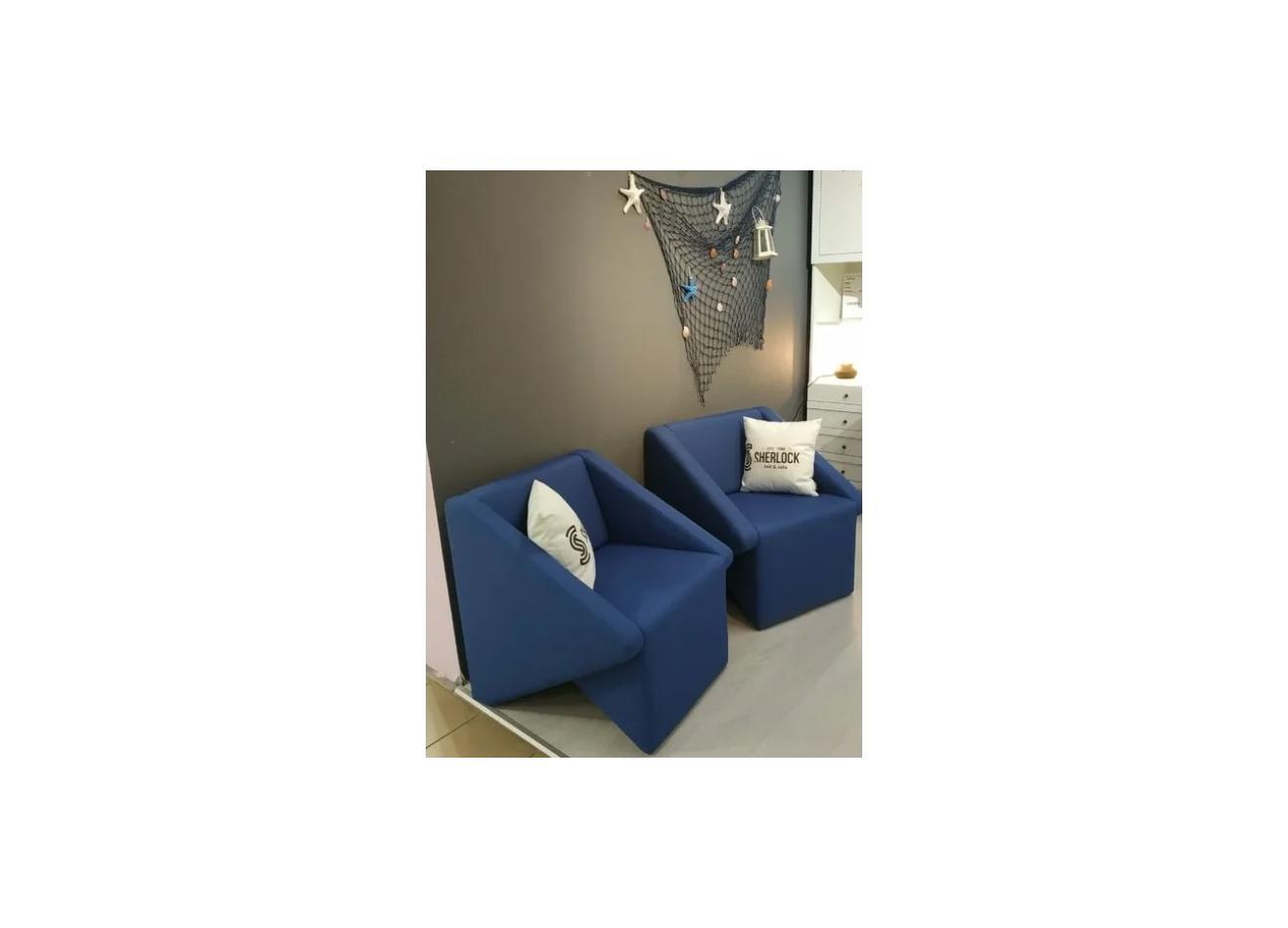 Коллекция детской мебели Кресла и пуфы