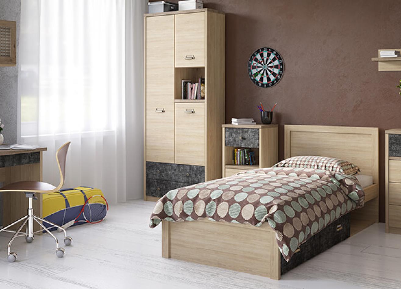 Коллекция детской мебели Diesel Дуб Истамбул