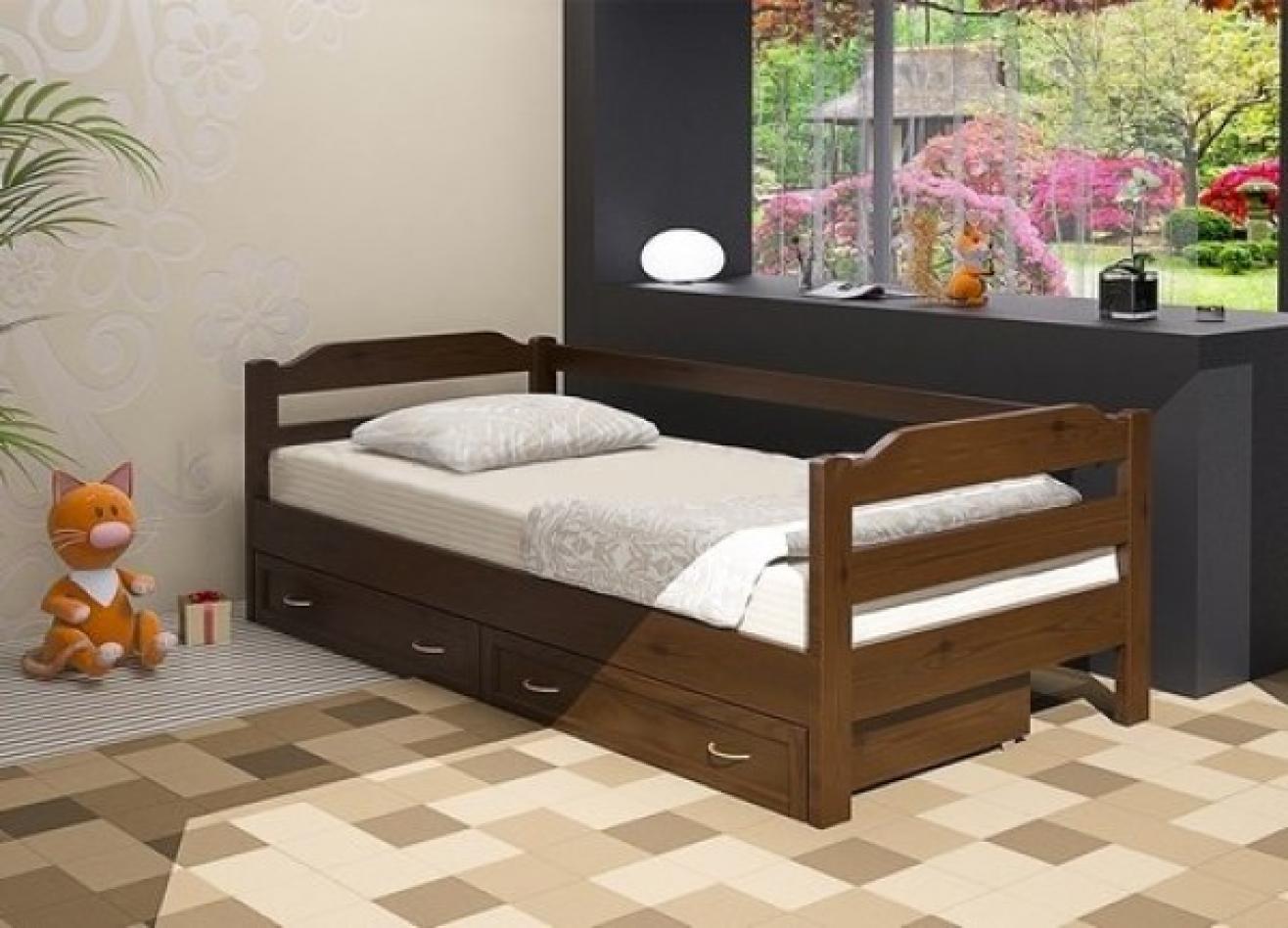 Коллекция детской мебели Кровати из массива