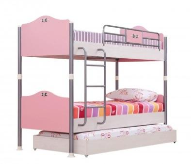 Детские двухярусные кровати