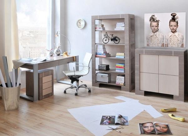 Современная комната для девочки