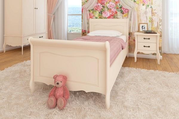 Кровать Лебо для девочки